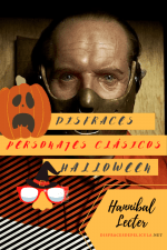 Disfraces de Hannibal Lecter Halloween